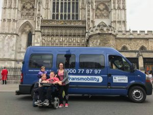 Hampshire Mobility Taxi