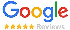 5 star on Google