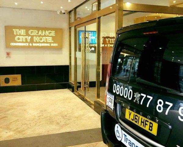 Chauffeur Services Easteligh