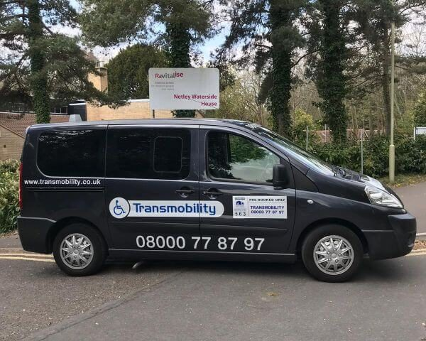 Wheelchair Taxi Southampton