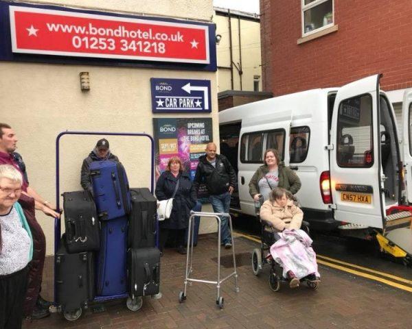 Wheelchair Taxis Eastleigh
