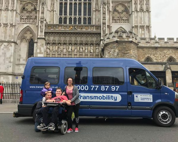 Wheelchair Taxis Southampton