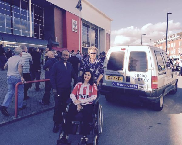 Wheelchair Accessible Vehicles in Hampshire