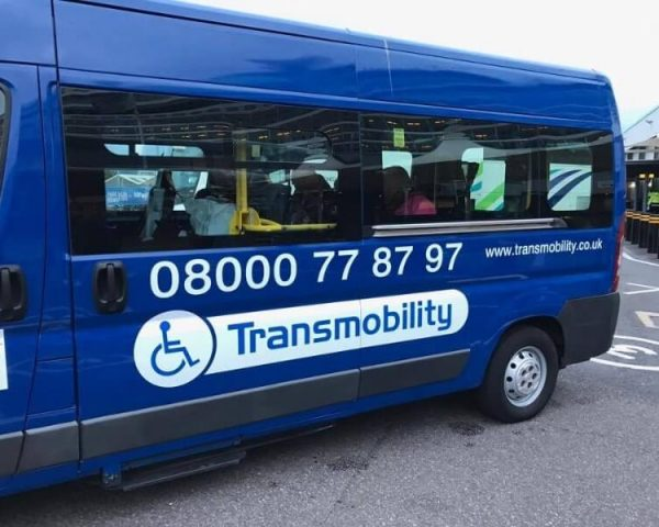 Wheelchair Accessible Taxis Hampshire