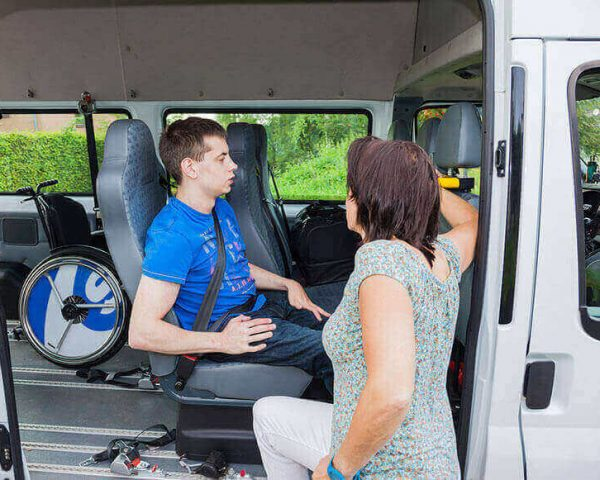 Wheelchair Accessible Vehicles Southampton