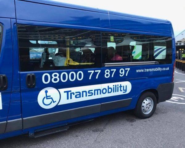 Wheelchair Taxi Operator in Southampton