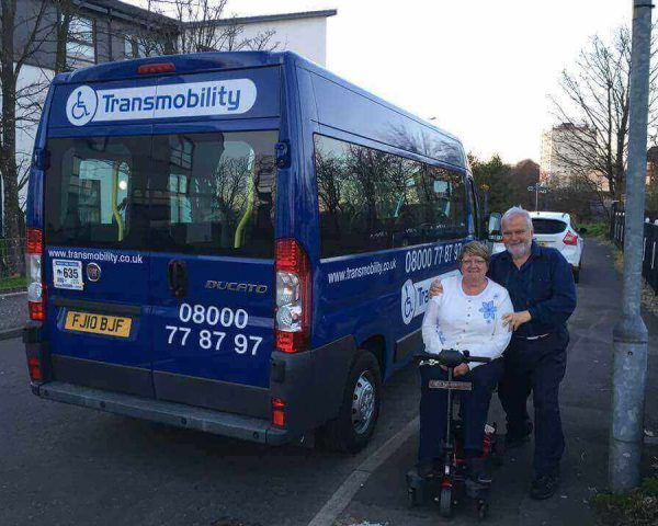 Taxi for Disabled Passengers Southampton